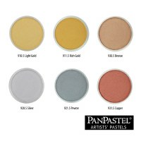 PANPASTEL METALLICS KIT