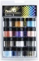 Jacquard Pearl Ex Powdered Pigments Series 3 Set