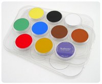 PanPastel EMPTY 10 CLEAR TRAY with COVER