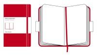 Moleskine Red Sketchbook Pocket