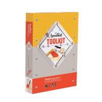 Speedball Fabric Screen Printing Tool Kit
