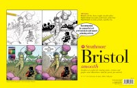 Strathmore Sequential Art Bristol Smooth Pad 11x17