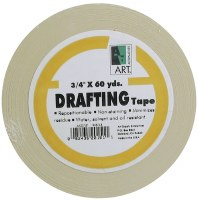Art Alternatives Drafting Tape 1/2in.x60yds