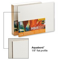 Ampersand™ Aquabord™ 1/8in Flat 18x24