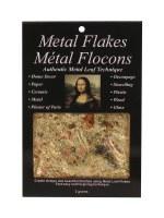 Mona Lisa Multi Colored Metal Leaf Flakes