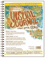 Strathmore Visual Journal Bristol Vellum 9x12