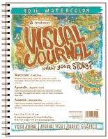 Strathmore Visual Journal 90lb. Watercolor 9x12