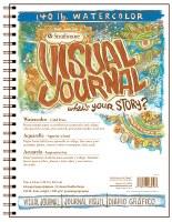Strathmore Visual Journal 140lb. Watercolor 9x12