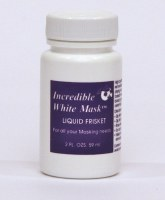 Incredible White Mask Liquid Frisket 2oz