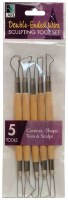 Art Alternatives Double-Ended Wire Sculpting Tool Set of 5
