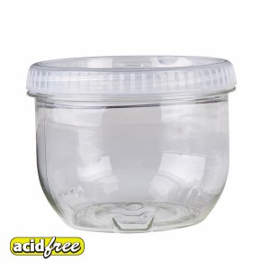 ArtBin Twisterz Transparent Jar Large & Tall 9oz