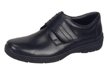 Rieker '15262' Mens Shoes (Black)