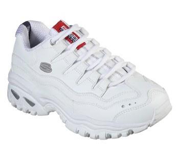 Skechers 'Energy' Ladies Trainers (White)