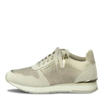 Tamaris '23603' Ladies Shoes (Ivory Combo)