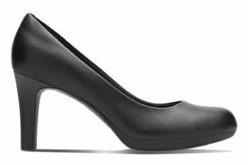 Clarks 'Adriel Viola' Ladies Heels (Black)