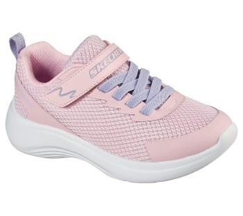 Skechers 'Selectors - Jammin' Jogger' Girls Trainers (Light Pink)