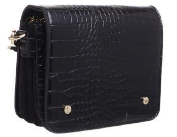 Bessie London 'BL3919' Ladies Handbag (Black)