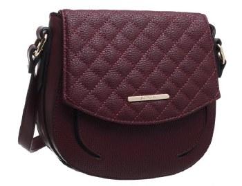 Bessie London 'BL3939' Ladies Handbag (Red)