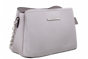 Bessie London 'BH4315' Ladies Handbag (Grey)