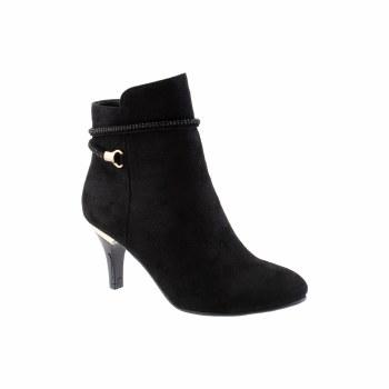 Susst 'Bibi' Ladies Ankle Boots (Black)