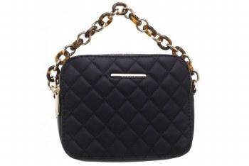 Bessie London 'BL4191' Ladies Handbag (Black)