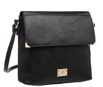 Bessie London 'BW2630' Ladies Handbag (Black)