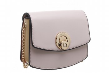 Bessie London 'BW4358' Ladies Handbag (Pink)