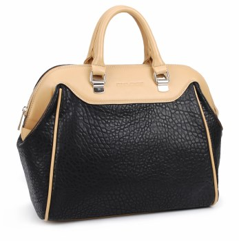 David Jones 'CM0229' Ladies Handbag (Black)