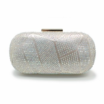 Lunar 'Francie' Clutch Bag (Gold)