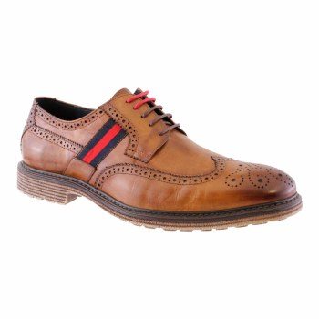 Morgan & Co '800' Mens Shoes (Tan)