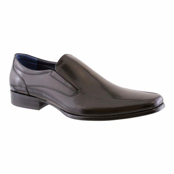 Morgan & Co '818' Mens Shoes (Black)