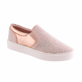 Susst 'Pippa' Ladies Shoes (Nude)