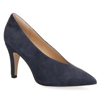 Caprice '22403' Ladies Heels (Navy)