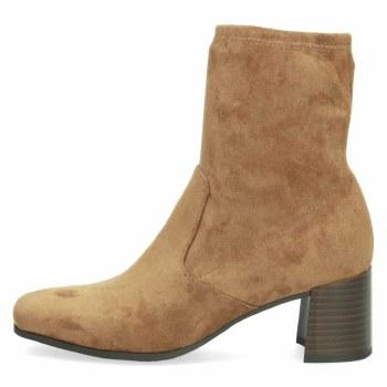 Caprice '25305' Ladies Ankle Boots (Cognac)