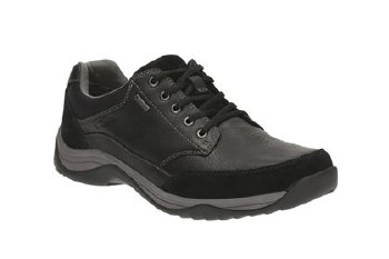 Clarks 'BaystoneGo GTX' Mens Boots (Black)