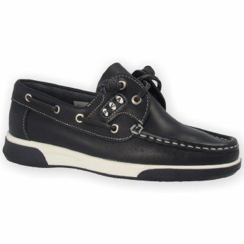 Dubarry AV8 'Kapley' Deck style shoe (Navy)