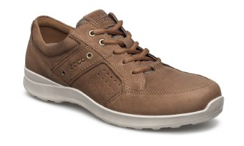 Ecco 'Hayes' Mens Trainers (Camel)