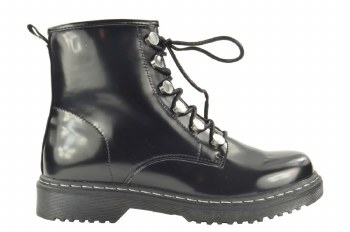 Fabs 'F71115' Ladies Ankle Boots (Black)