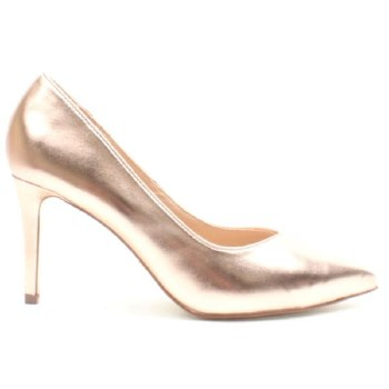 Glamour 'Roslyn' Ladies Heels (Rose Gold)