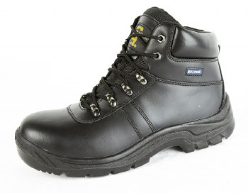 Grafters 'M602' Technician Safety Boot (Black)