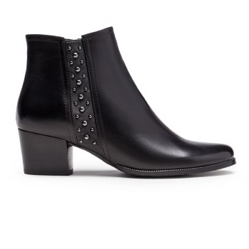 Regarde Le Ciel 'Isobel' Ladies Ankle Boots (Black)