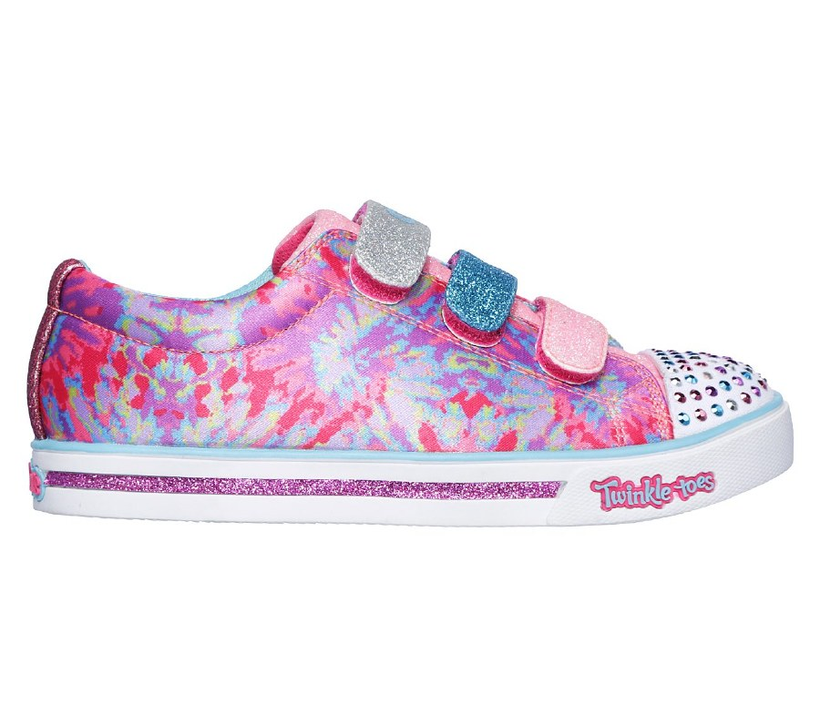 sparkle skechers