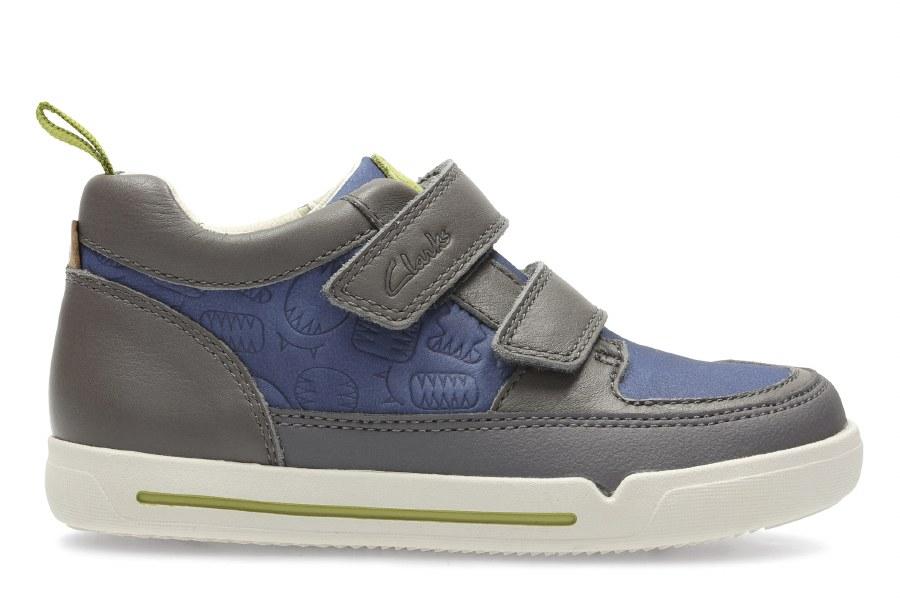 Clarks 'LilfolkHop' Boys Pre Shoes