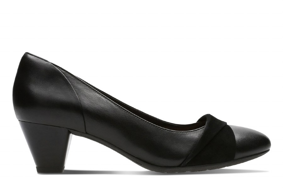 Clarks 'Denny Louise' Ladies Wide