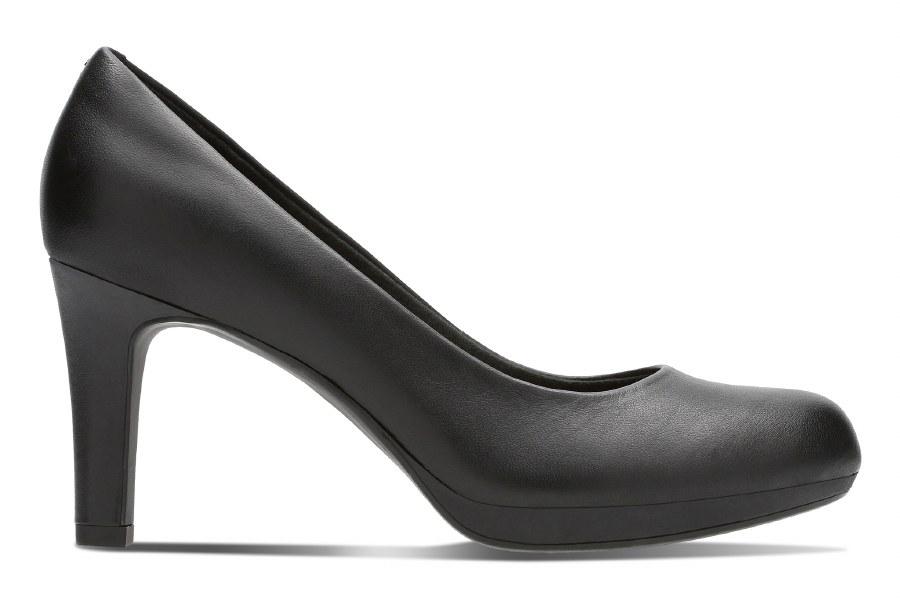 Clarks 'Adriel Viola' Ladies Heels