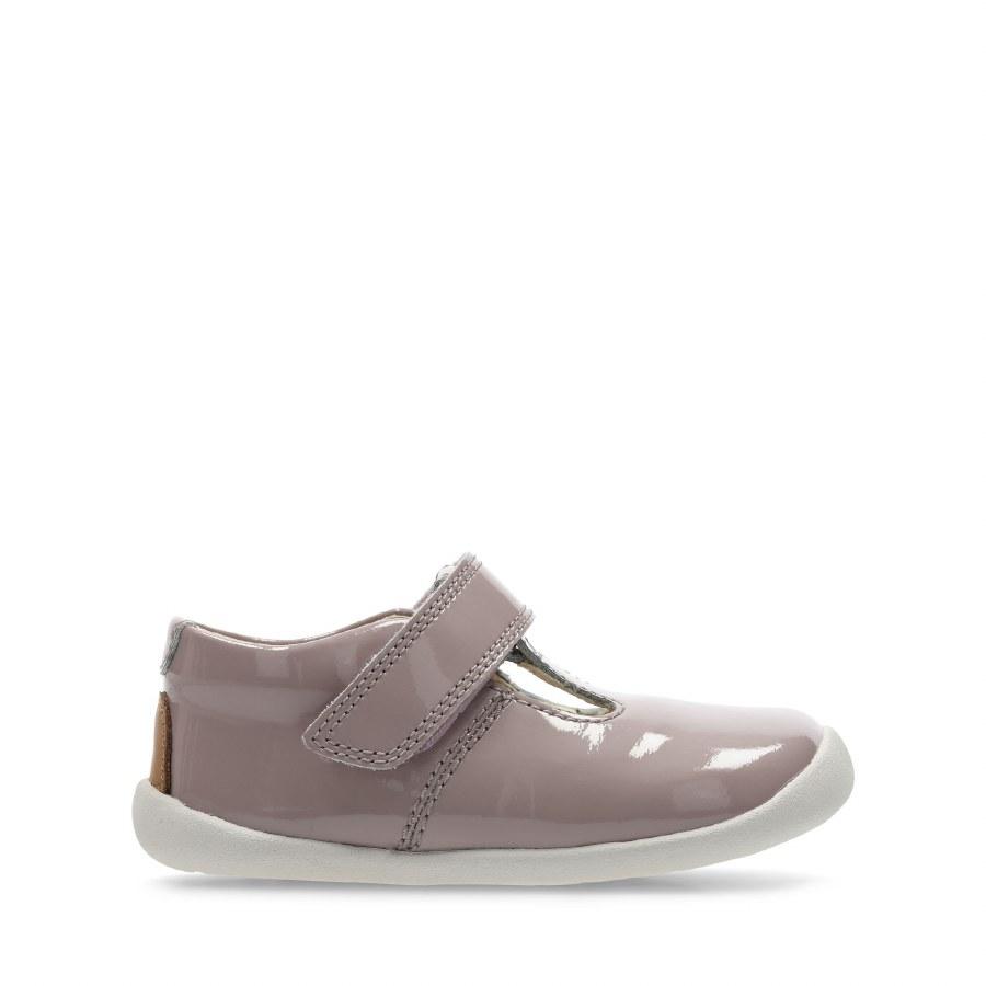 Clarks 'Roamer Go Fst' Girls Shoes