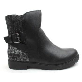 Lelli Kelly '3416' Girls Ankle Boots (Black)