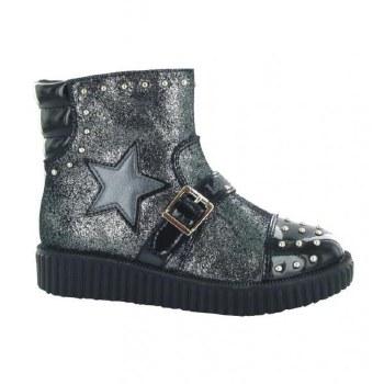 Lelli Kelly '6072' Girls Ankle Boots (Black)