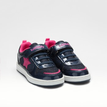 Lelli Kelly '9860' Girls Shoes (Navy)