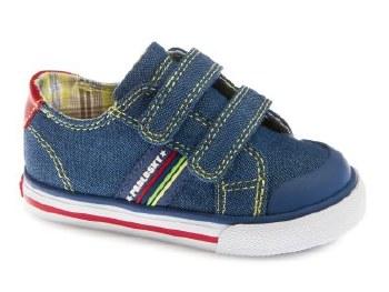 Pablosky '961010' Boys Shoes (Denim)